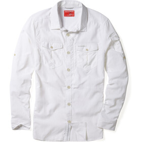 Craghoppers NosiLife Adventure Longsleeve Shirt Men white